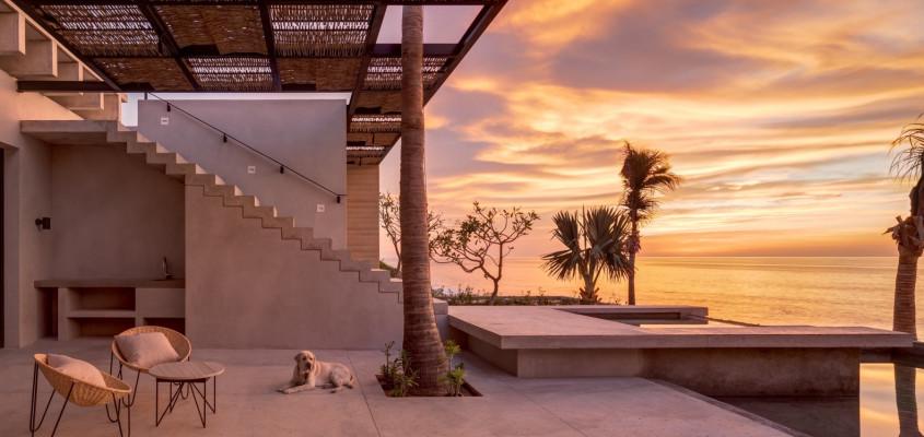 Surf Break House Mexico