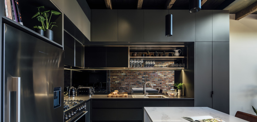 Fitzroy House – deceptively spacious