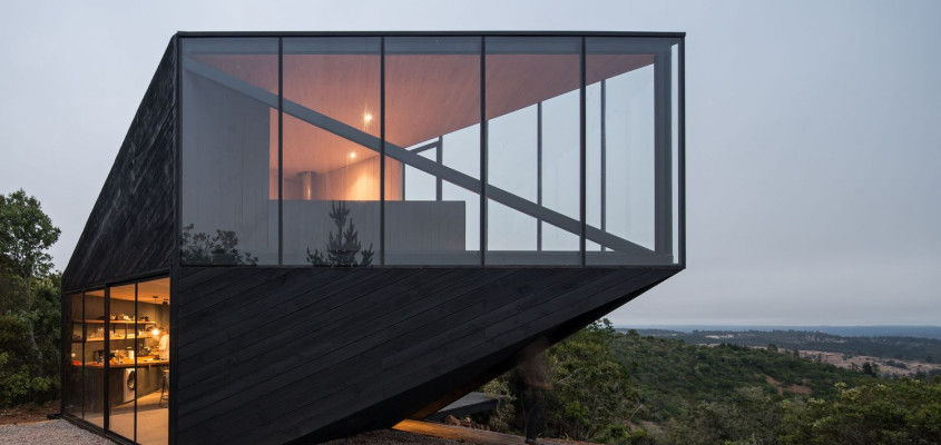 The look-out house