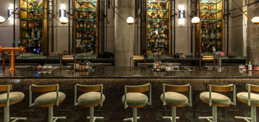 The Osten cocktail bar & restaurant
