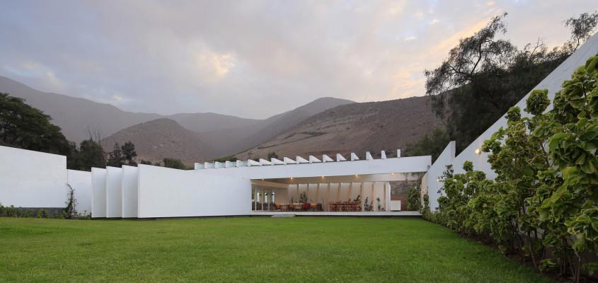 A simple home – Peru