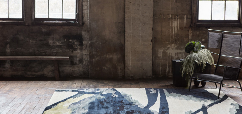 Designer Rugs unveil their latest collaboration with Hare + Klein
