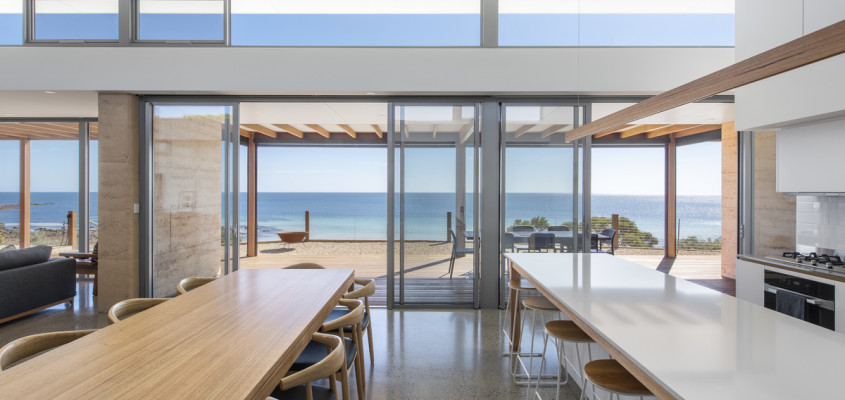The Yorke Peninsula beach house