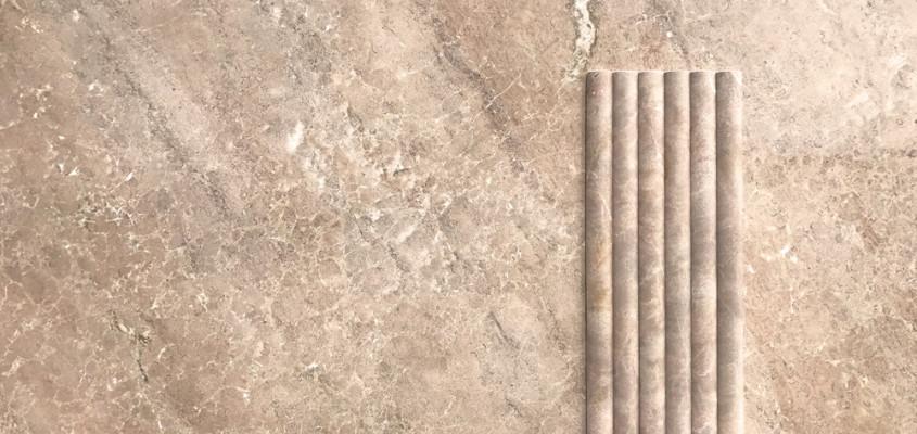 Discover 3D natural stone XL Flutes