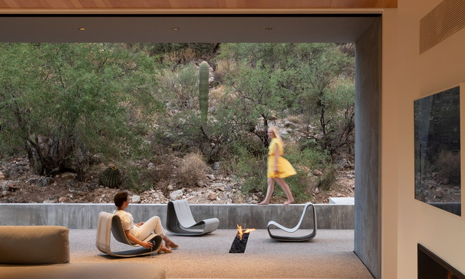 Desert house – Arizona