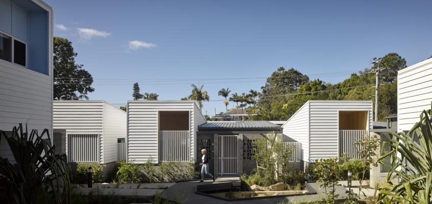 Anne Street Garden Villas – Gold Coast