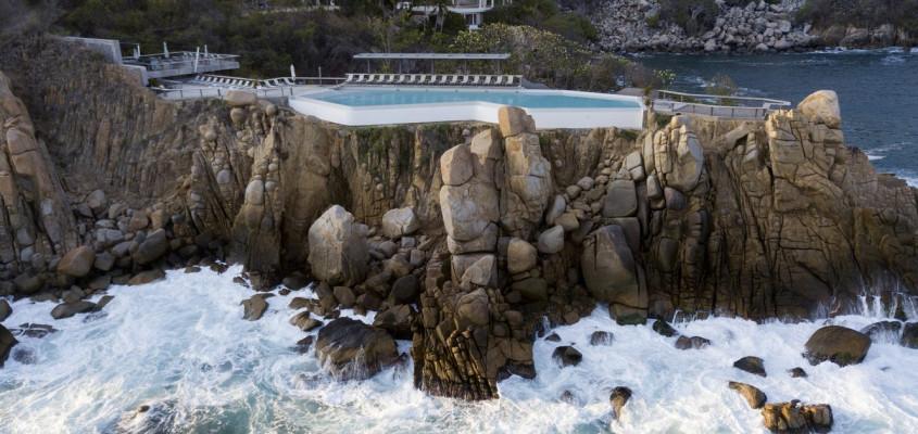 Cliff hanger – Acapulco
