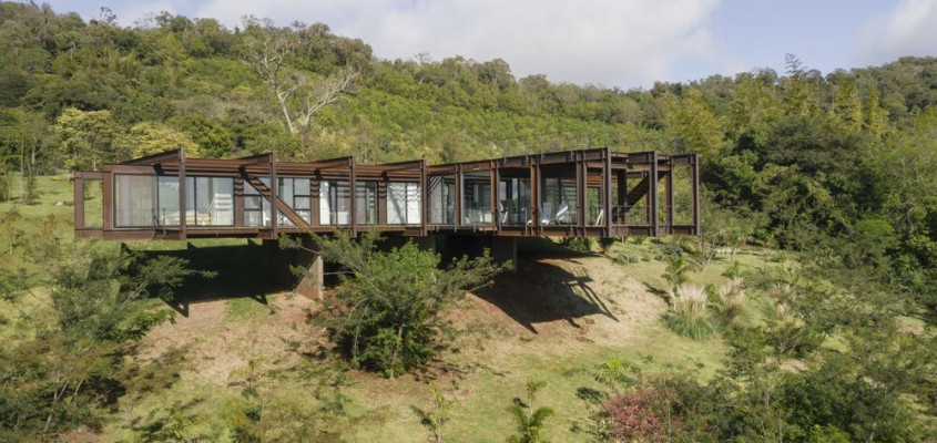 Himmel Trial House –  Paraguay