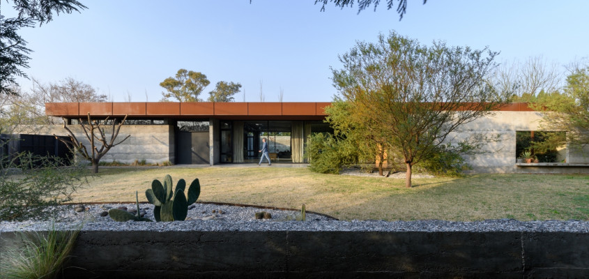 Textures House